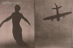 La sombra del avión