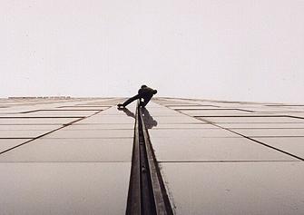Alain Robert, vida en las alturas