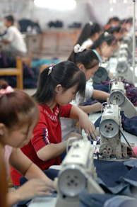 China, el taller del mundo.
