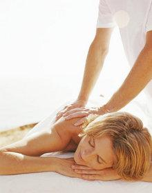 ¿Un masaje?