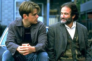 El indomable Will Hunting (1)